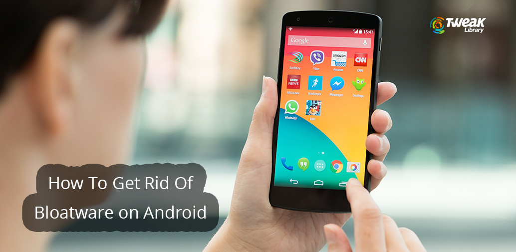 rmove bloatware from android