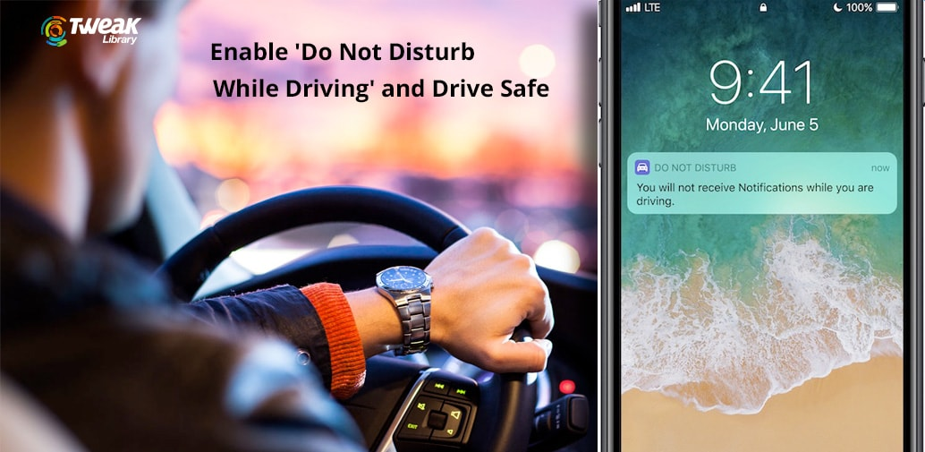 How to Enable Do Not Disturb While Driving - Do Not Disturb