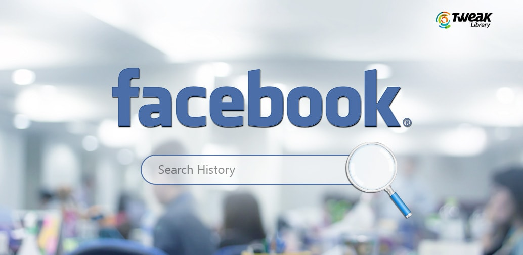 Delete Facebook Search History
