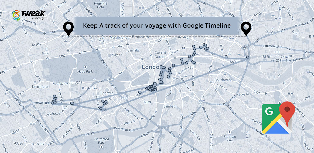 Google Timeline: Track the routes you have traveled on google moon, route planning software, yahoo! maps, satellite map images with missing or unclear data, microsoft history, united states maps history, google translate, google docs, google goggles, web history, linux history, android history, google mars, search history, gmail maps history, bing maps history, google street view, bing maps, world maps history, google map maker, google earth sun, google voice, google logo girl, google sky, google search, web mapping, google earth, google chrome, netflix history, social media history, google latitude, google plus icon for website, firefox history,