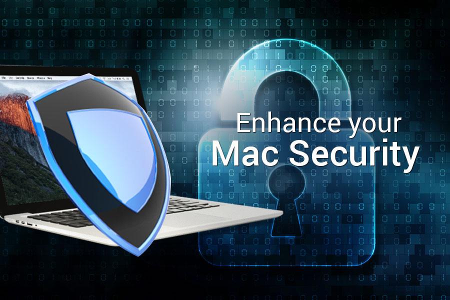 enhance mac security
