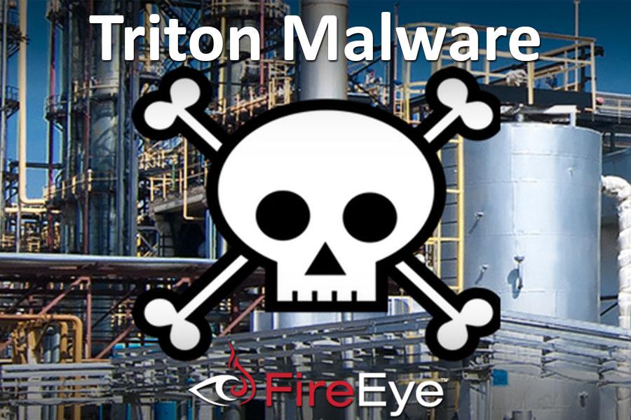 Life Threatening Malware triton