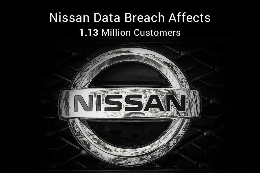 Nissan Data Breach Affects 1.13 Million Customers