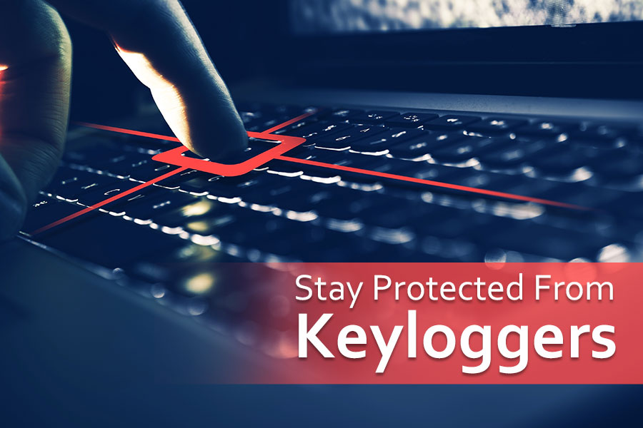 keyloggers protected