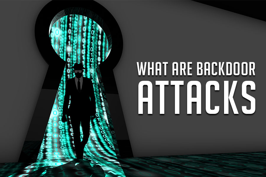 what are backdoor attacks