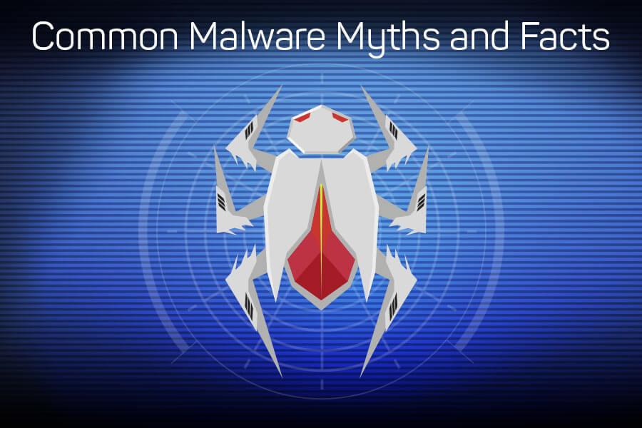 common malware myths