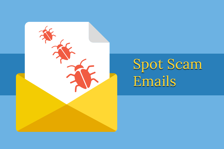 5 Ways to Spot Scam Emails