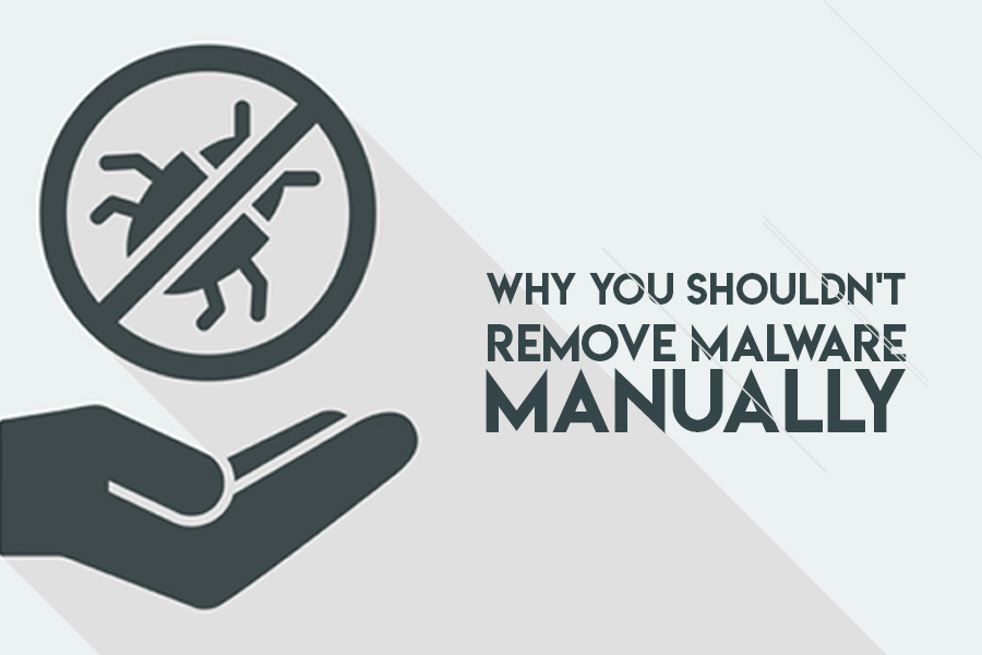 Remove Malware Manually