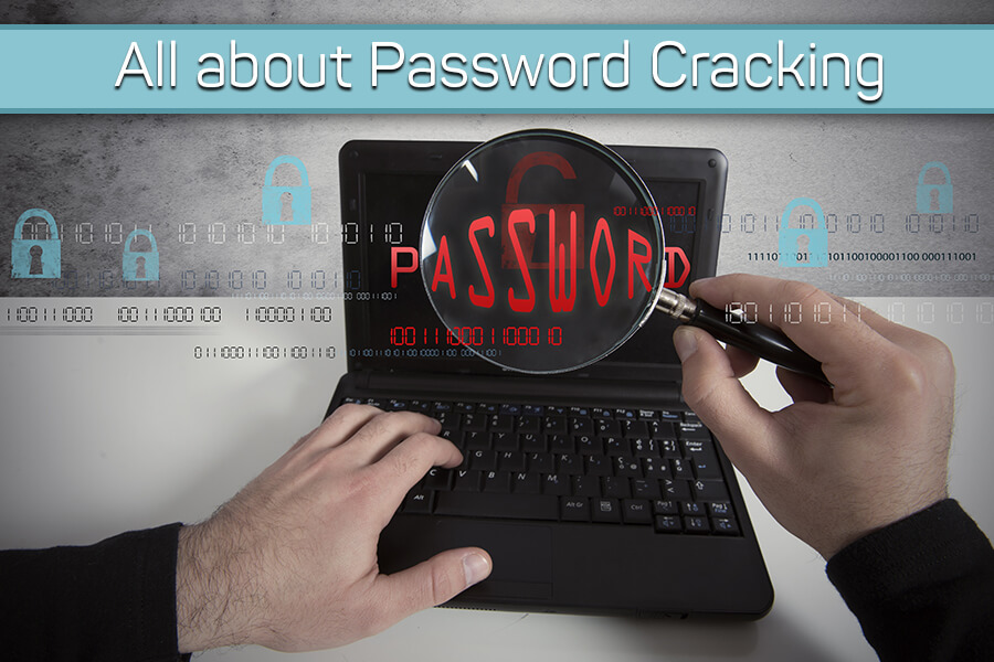 all about password cracking