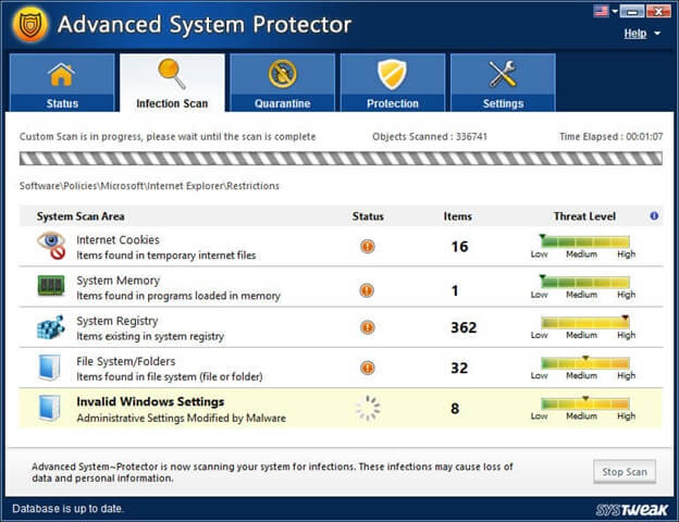 Advanced-System-Protector - Best Antivirus for Windows