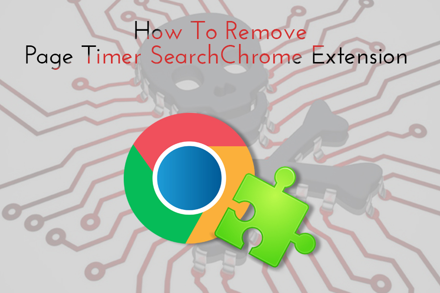 Remove Page Time Search Chrome Extension