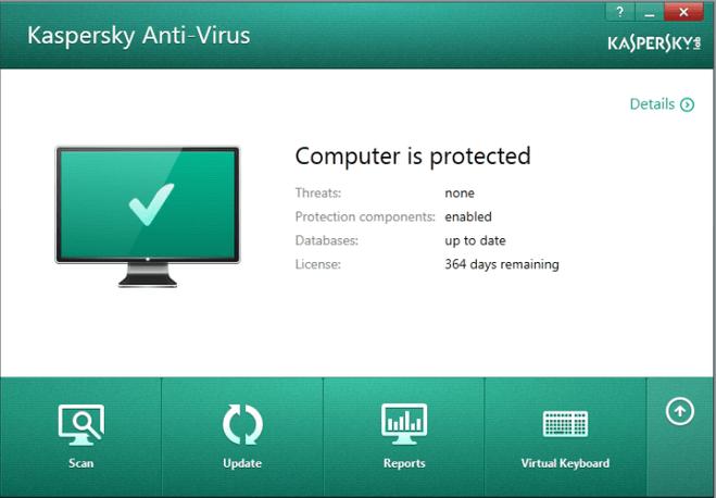 Kaspersaky Antivirus