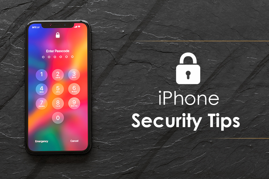 iPhone Data from Hackers