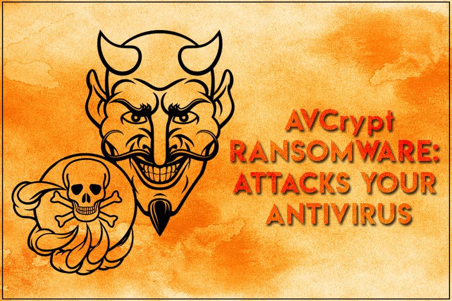 AVCrypt Ransomware Attacks