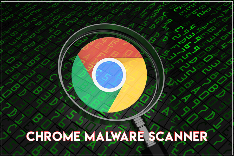 Chrome's malware scanner