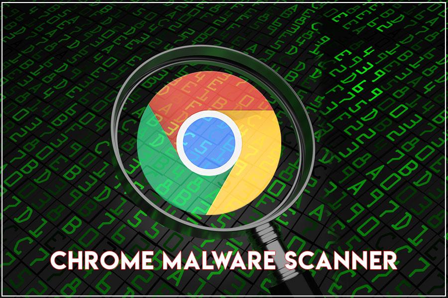 Chrome's malware scanner