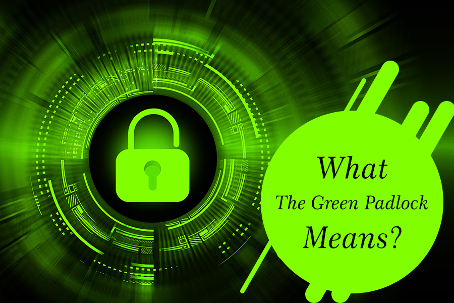What Does The Green Padlock On Https Mean