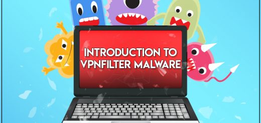 Router malware