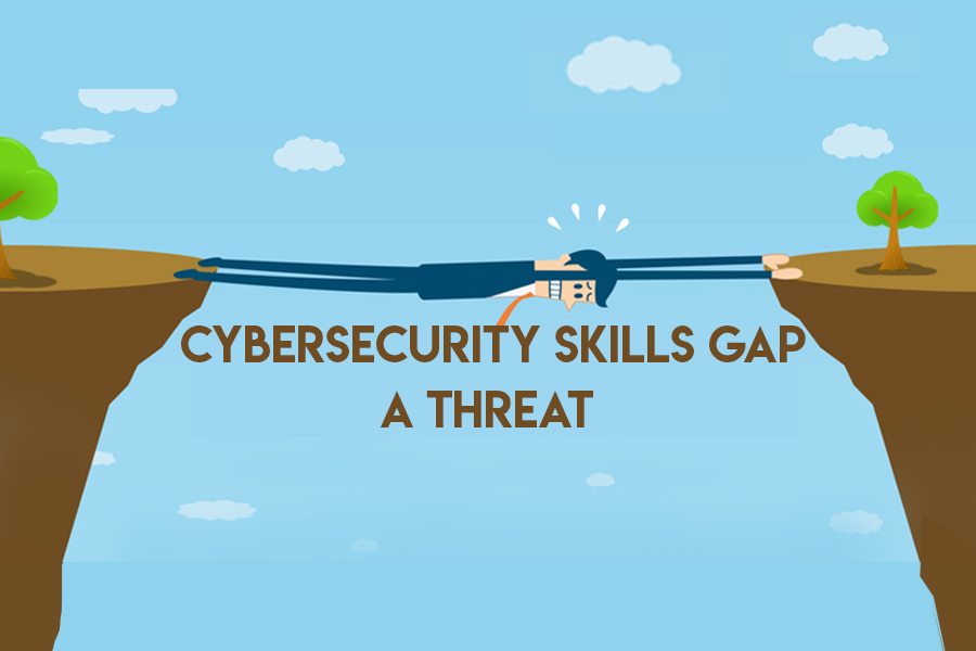 cybersecurity skills gap a threat