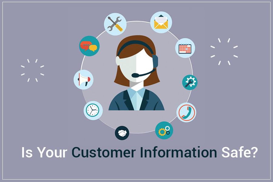 customer data safety