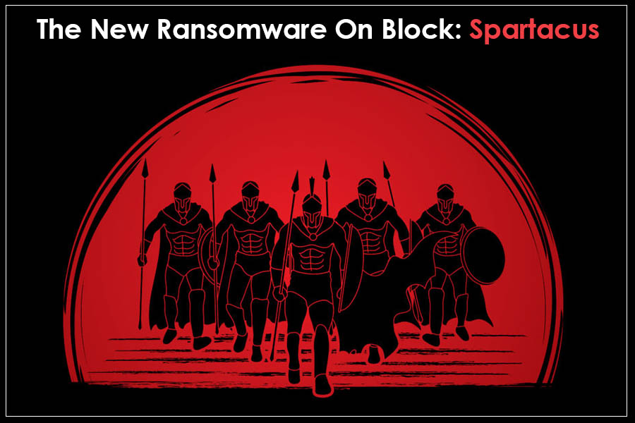 Spartacus Ransomware removal,