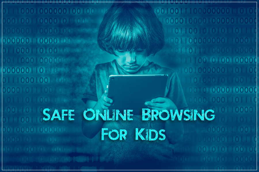 Safe online browsing for kids