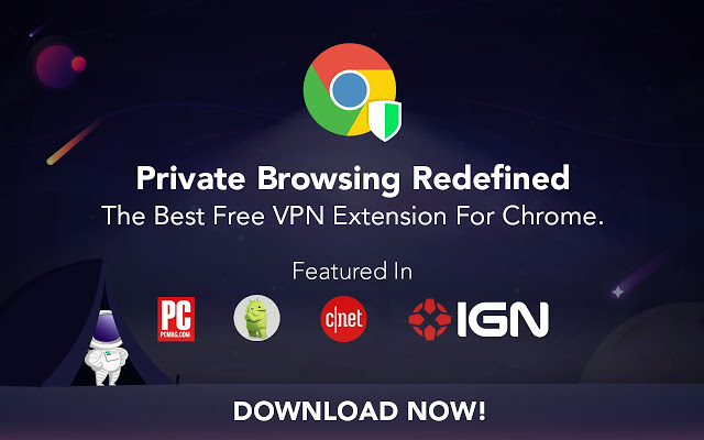 purevpn chrome security extension