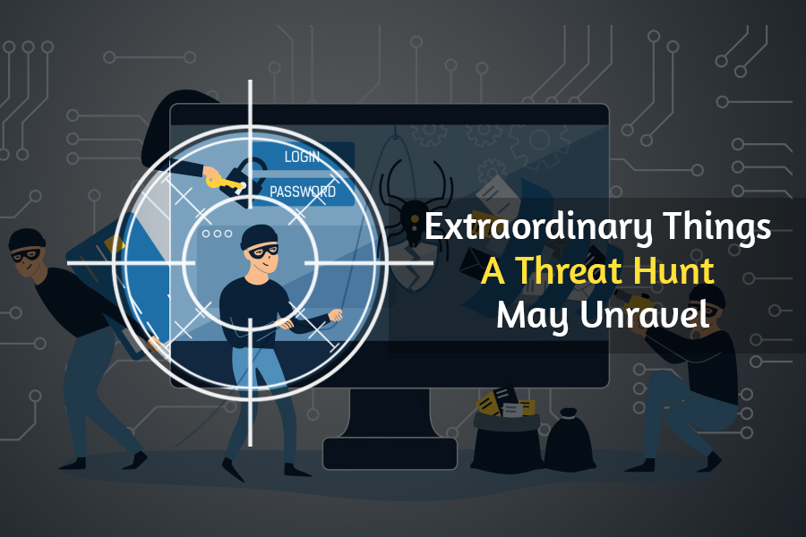 Extraordinary Things A Threat Hunt May Unravel