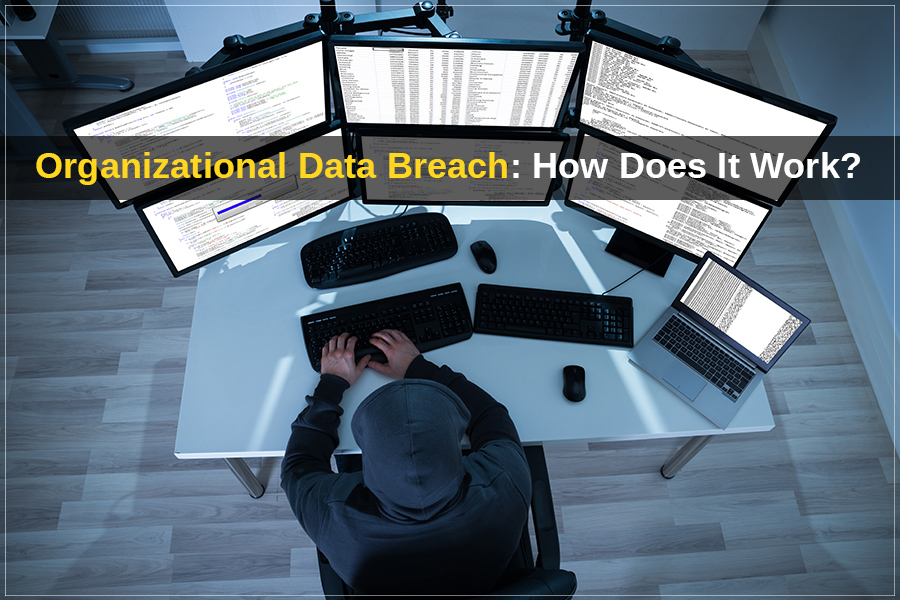 Organizational Data Breach How Does It Work