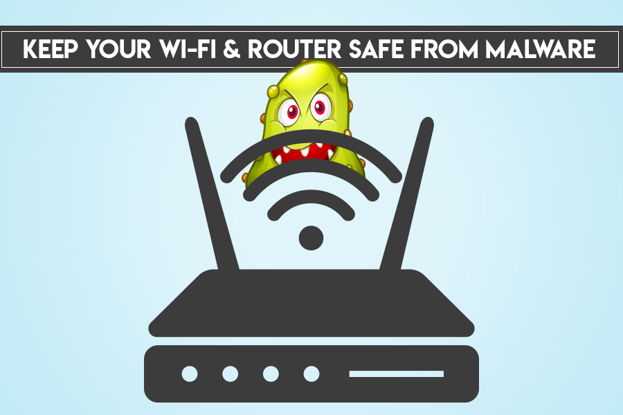 Router Safe From Malware