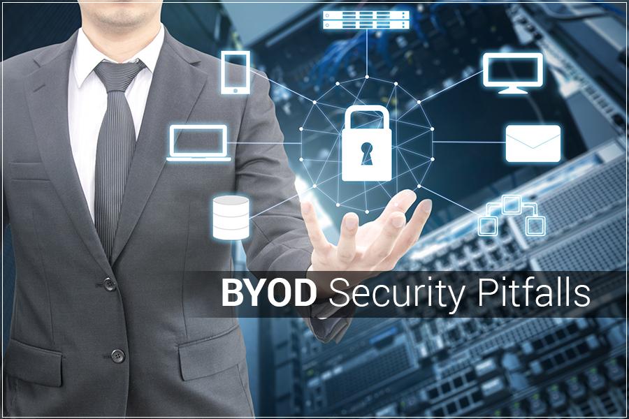 BYOD Security Pitfalls