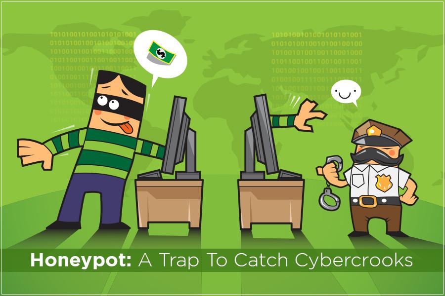 Honeypot A Trap To Catch Cybercrooks