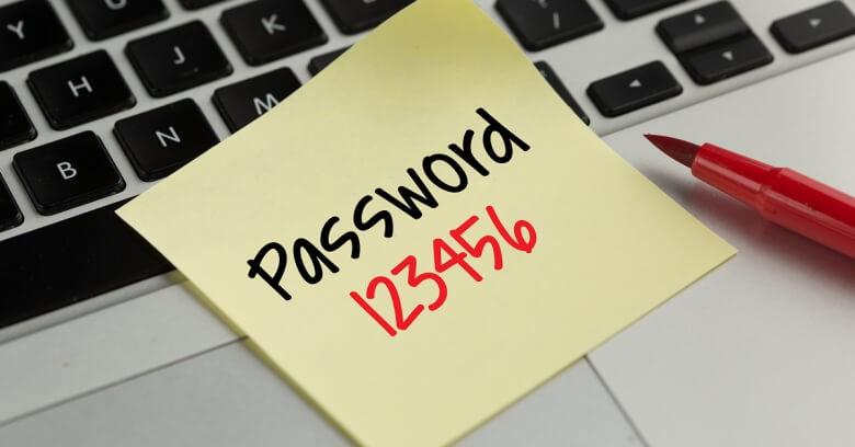 Change your Default Password
