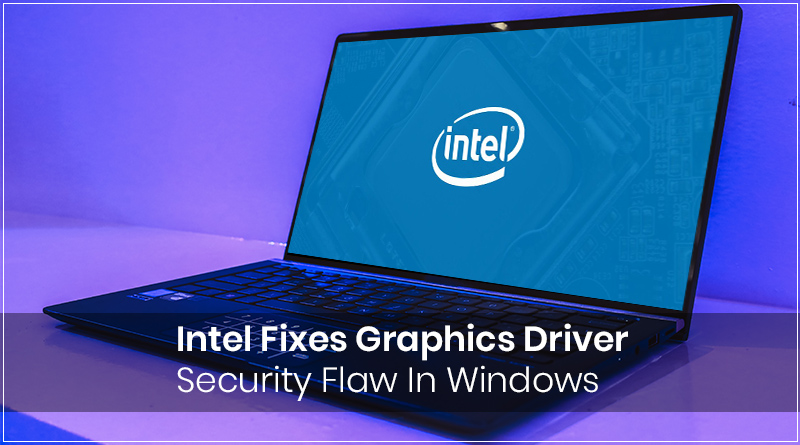 Windows 10 Graphics Driver