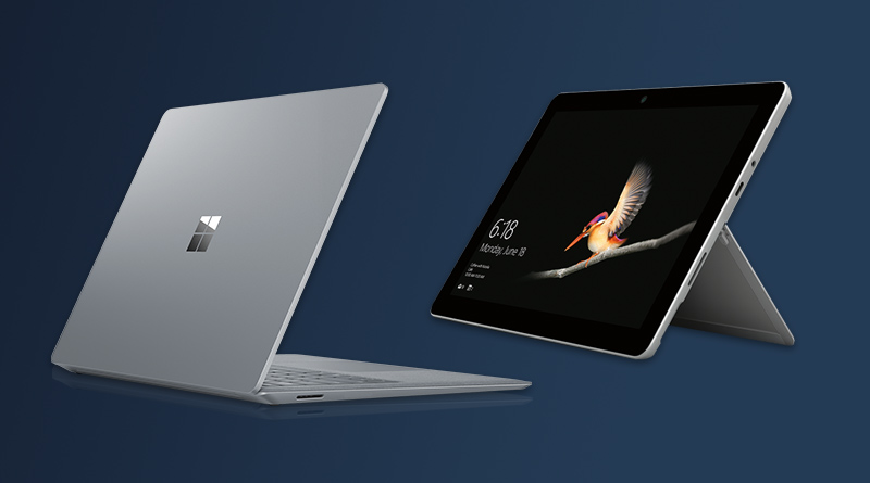 Microsoft Surface – A Tablet or A Laptop