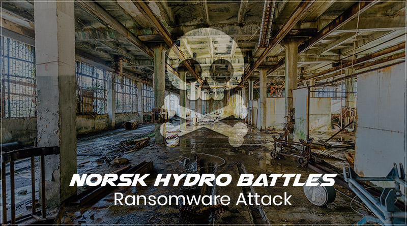 Norsk Hydro Battles Ransomware