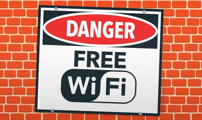 Say Big No To Public Wi-Fi