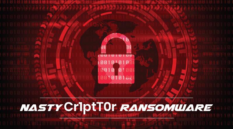 Nasty Cr1ptT0r Ransomware