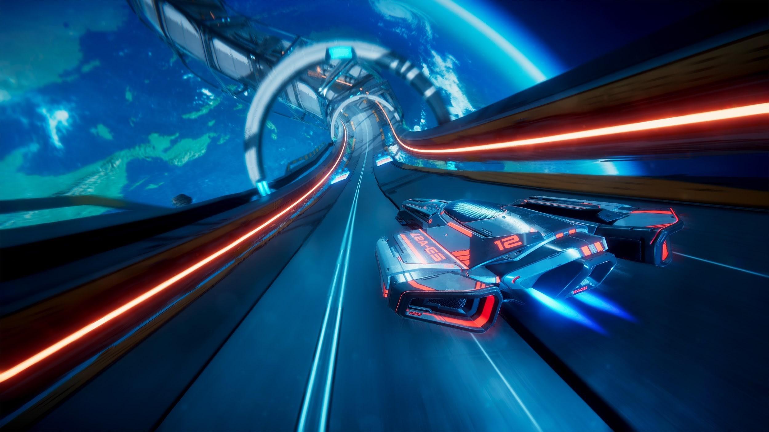 Antigraviator Car Racing Game - Tweaklibrary