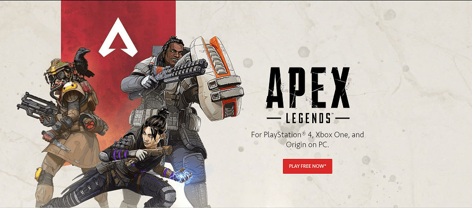 Apex Legends PS4 Game - Tweaklibrary