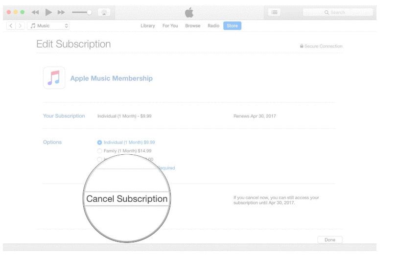 Cancel App Subscription on Mac - Tweaklibrary