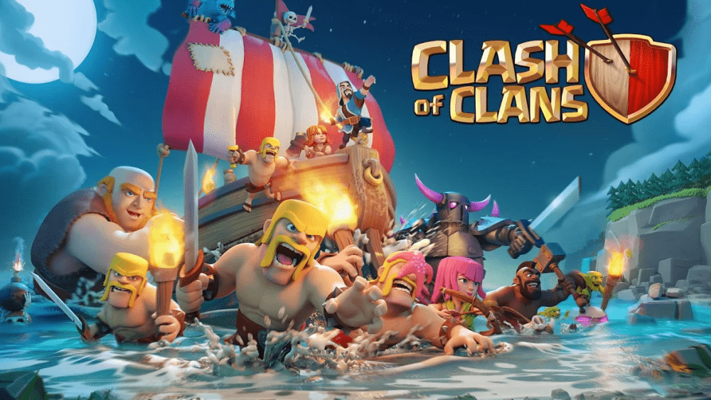 Clash of Clans Android Game - Tweaklibrary