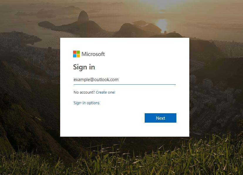 Create mail id on Microsoft Account -3