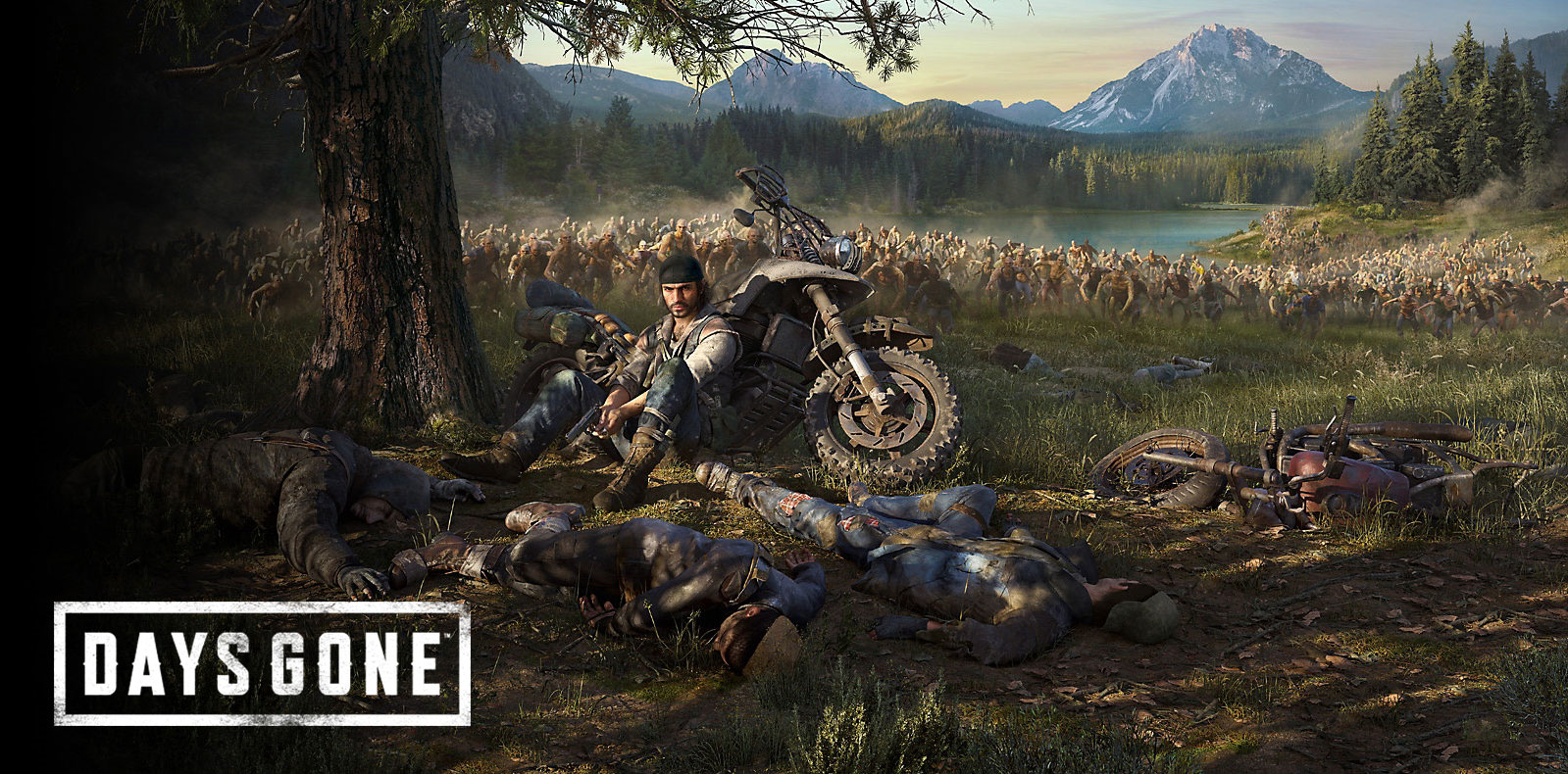 Days Gone- PS4 Exclusive Game