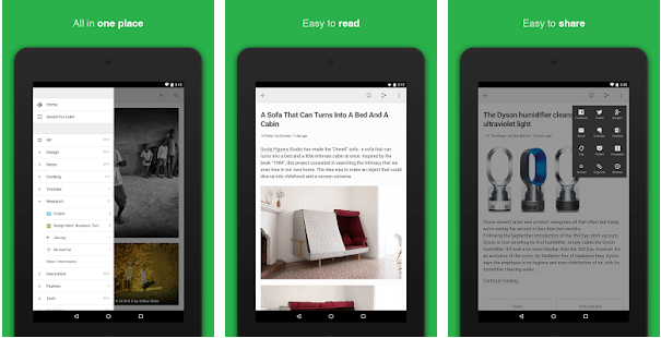 Feedly - Tech news Apps