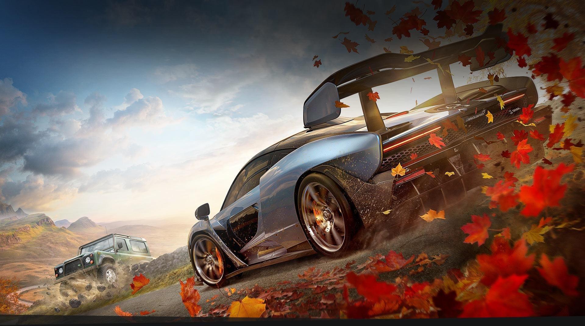 Forza Horizon 4 - Tweaklibrary
