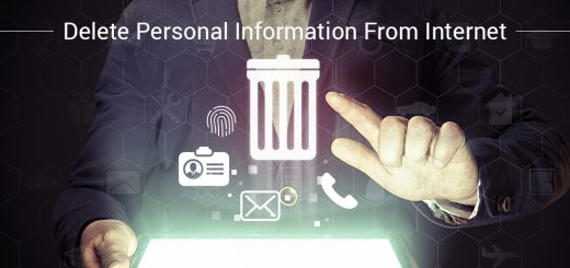 How to delete your personal data from internet