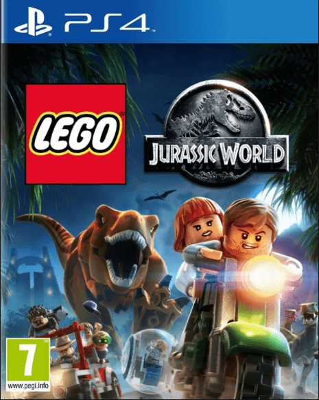 LEGO Jurassic World Game to play on PS4