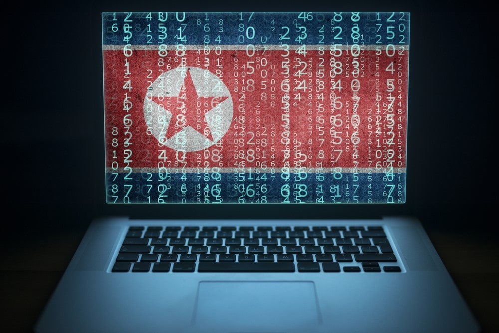 Malware traced back to North Korea by US