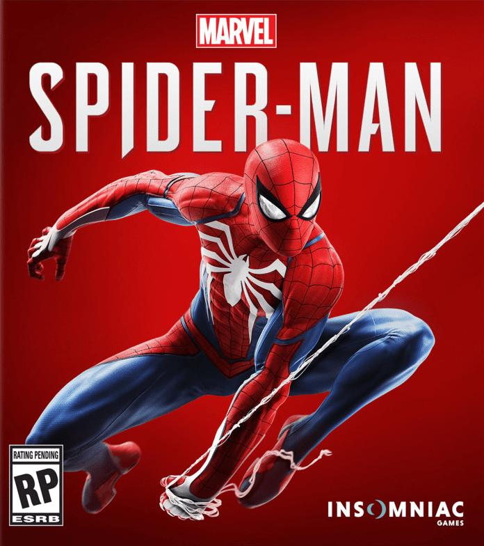 Marvels Spider Man - PS4 Game